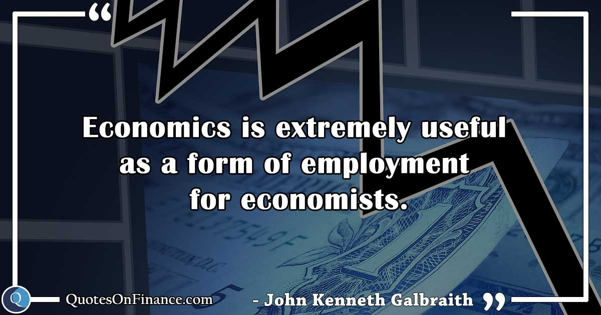 Employment for economists